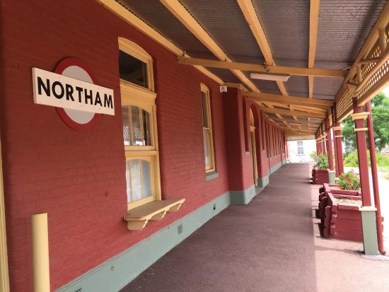 ‪Northam Heritage Centre - Old Northam Railway Station‬