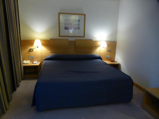 Hotel Silken Alfonso X: lit