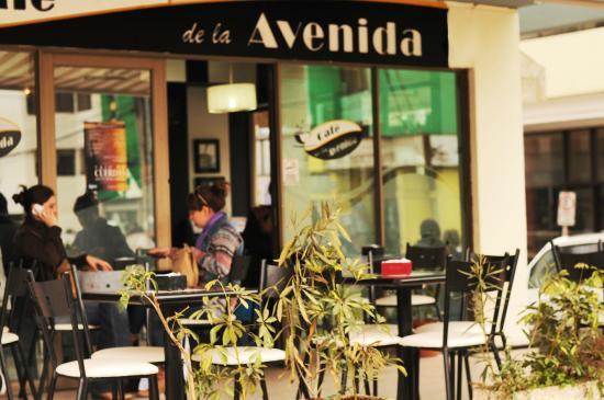 Cafe de la Avenida
