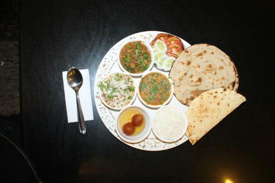 Hotel Panchavati: food dish