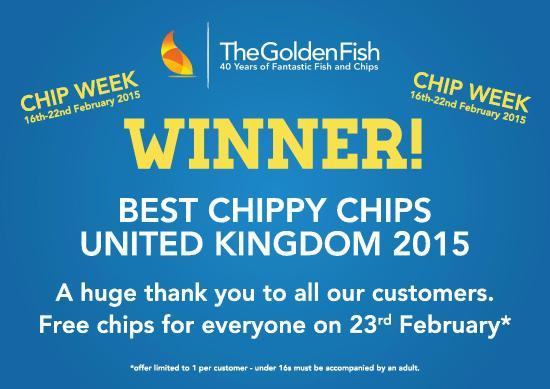 Image Golden Fish in London