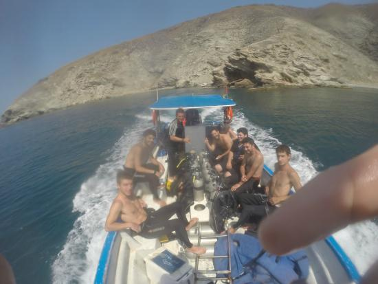 Taganga, Colombia: DIVE-BUCEO