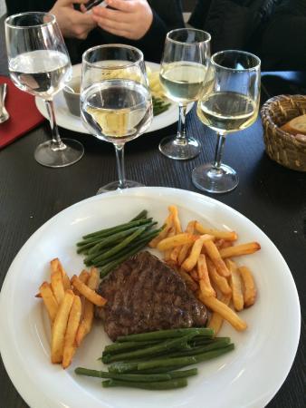 Le Windsor : Steak frites