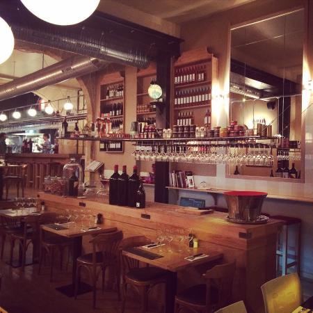 Bistrot photo de le carreau bordeaux tripadvisor - Restaurant le carreau bordeaux ...