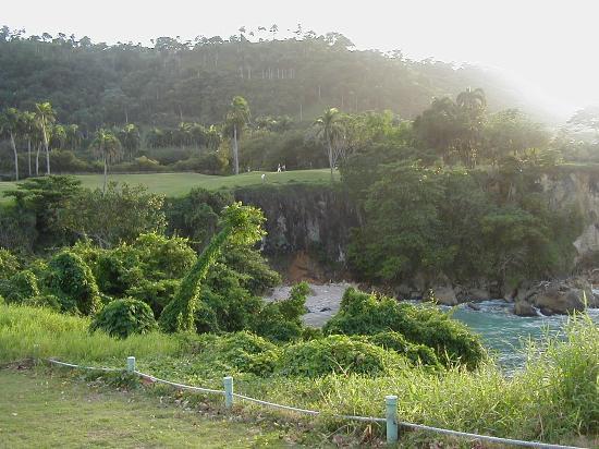 Playa Grande Golf Course: # 18