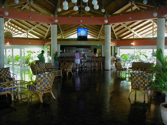 Playa Grande Golf Course: Clubhouse