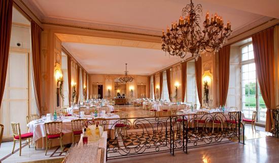 chateau dermenonville salle de banquets - Chateau D Ermenonville Mariage