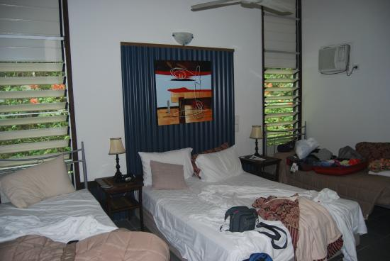 Heritage Lodge & Spa: Room