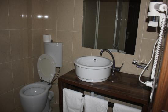 Bathroom picture of empire hotel kutaisi tripadvisor Empire bathrooms