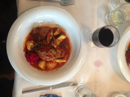 Hazev Restaurant: incik