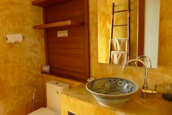 Anda Lay Boutique Resort : Particolare del bagno