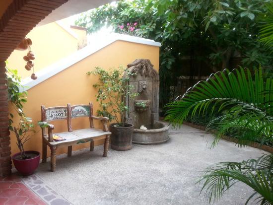 El Sol La Vida : The Courtyard