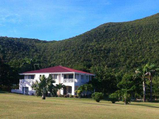 The Mount Nevis Hotel: one of hotel room units