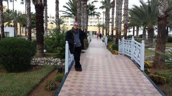 Hotel Palace Oceana Hammamet: io