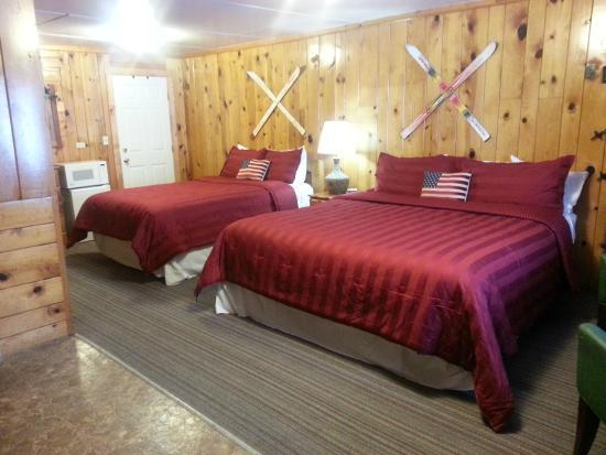 Spruce Lodge: Room #3
