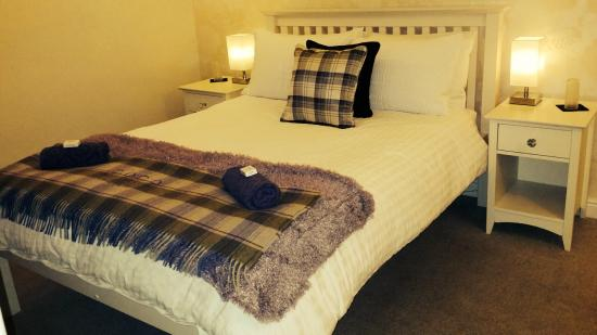 The Shoulder at Hardstoft: double rooms