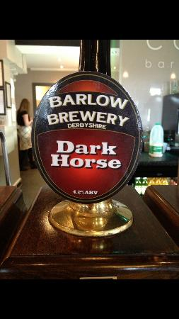 The Shoulder at Hardstoft: One of our real ales