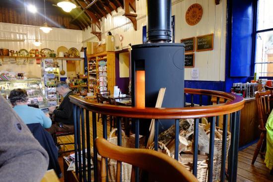 Deli Ecosse, Callander - Atmosphere, Friendliness & Great Food & Coffe
