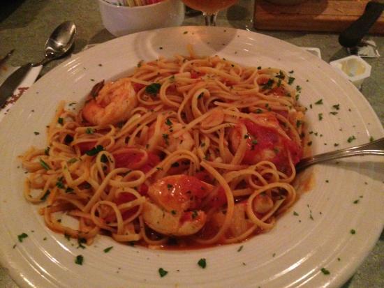 Skidder S Restaurant Shrimp Scallop Pasta Yum