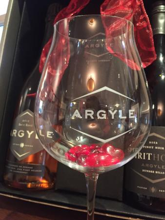 Argyle Winery: Just a glass