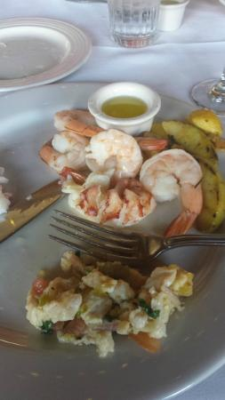 Delmonico's Lobster House: Seafood delight