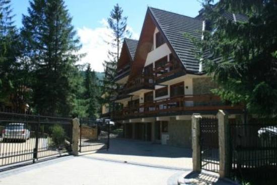 Apartments zakopane center apartment reviews price for Hotels zakopane
