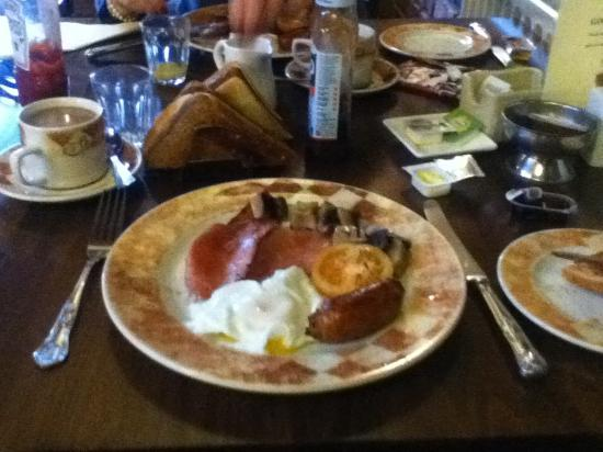 Abbots Mead Hotel: Quality breakfast