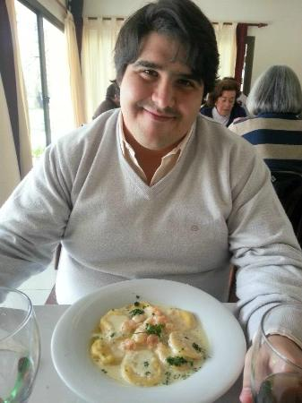 Alta Gracia Golf Club Restaurant : Sorrentinos
