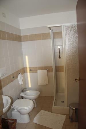 Hotel Bellavista: Badezimmer