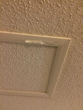 Econo Lodge: Place is falling apart