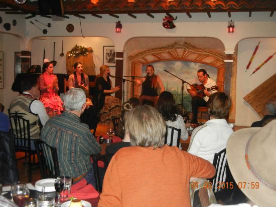 El Meson: Flamenco Show