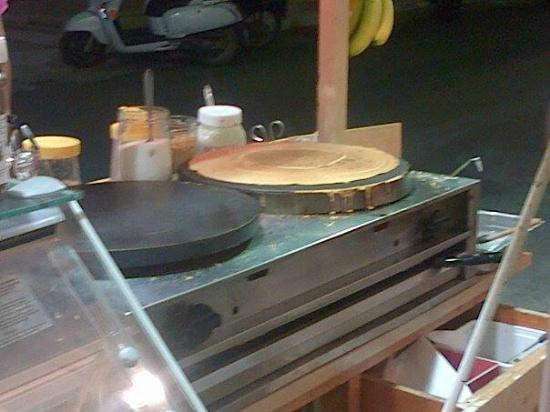 Cretan Family Restaurant : Crepes