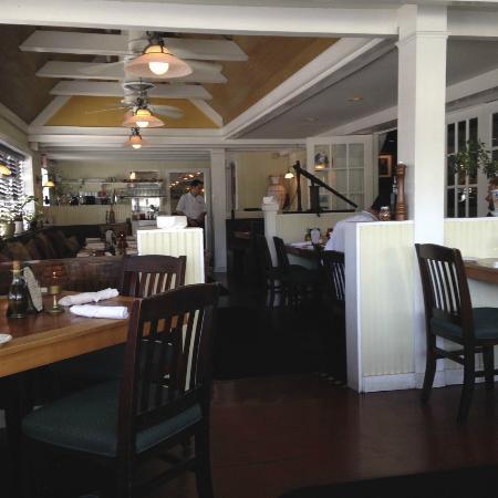 Abbondanza Italian Restaurant Beautiful Interior