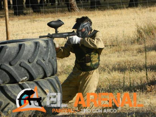 El Arenal Paintball