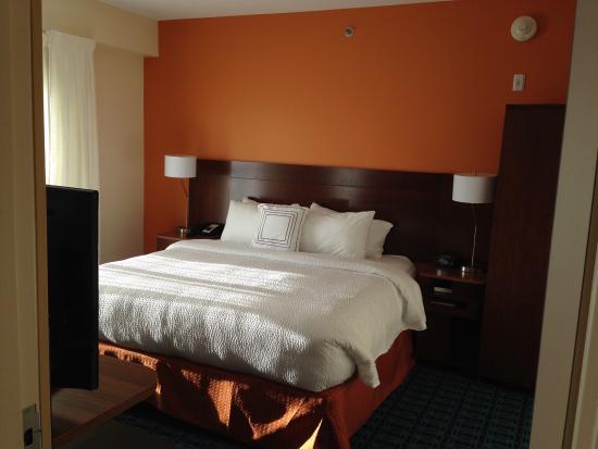 Fairfield Inn & Suites by Marriott Destin : Bed