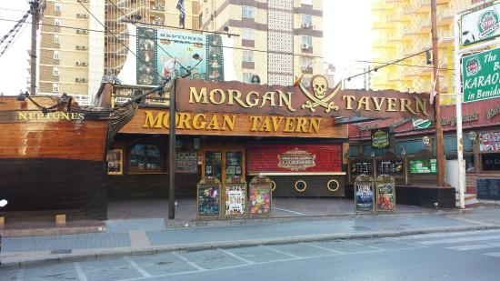 Morgan's Tavern: Morgan's