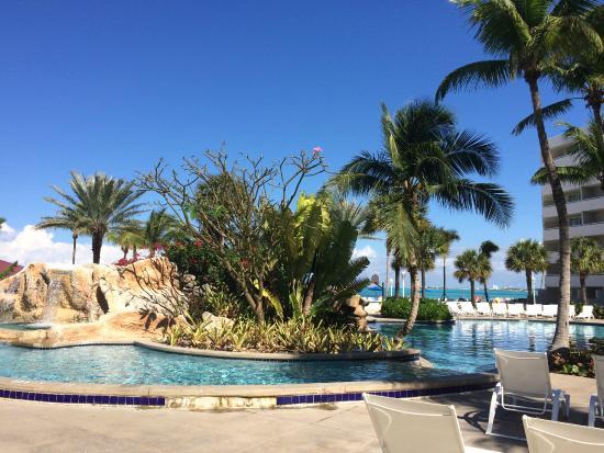 pool picture of melia nassau beach all inclusive. Black Bedroom Furniture Sets. Home Design Ideas