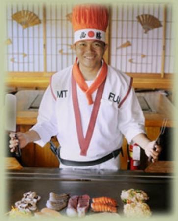 Mount Fuji Restaurant Ny Menu