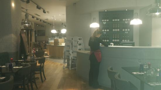 Wow Picture Of Pizza Express The Royal Town Of Sutton