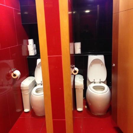 Thai Square - Putney Bridge: Ladies Toilet