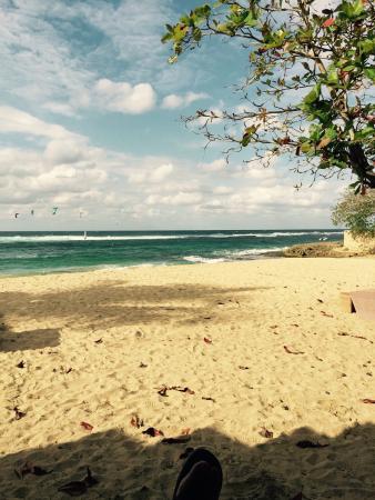 Villa Montana Beach Resort: Beautiful beach