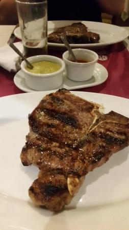 El Alazan: T Bone Steak