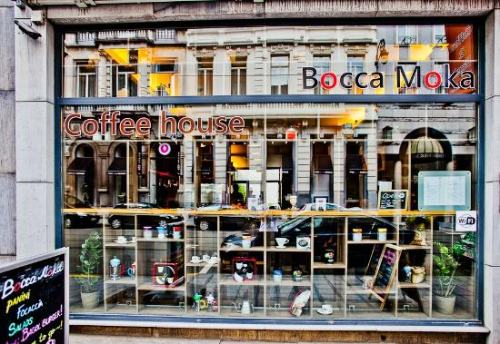 Photo of Cafe Bocca Moka at Chaussee De Charleroi 41, Brussels 1060, Belgium