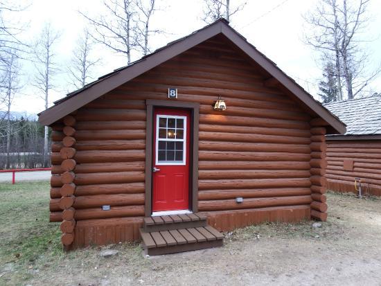 Jasper Gates Resort & RV : Cabin Outside