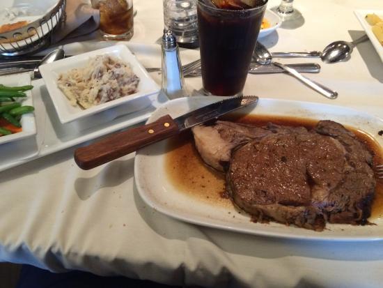 Puré de legumes com carne