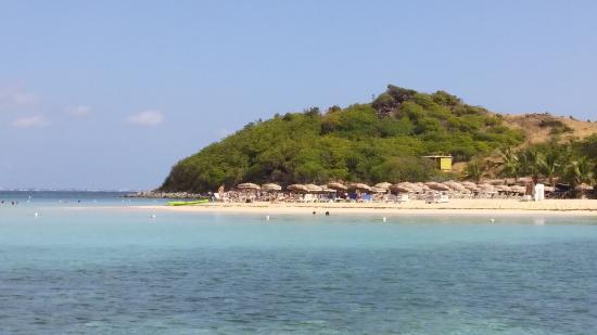 Simpson Bay, St. Maarten/St. Martin: Pinel Island