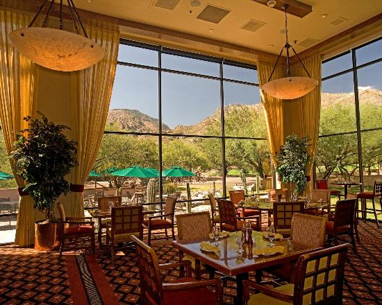 Lodge at Ventana Canyon: Sabino Dining area