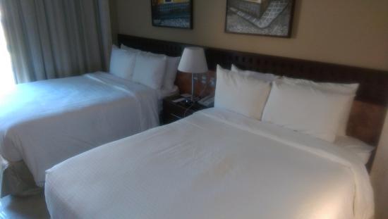 Wyndham Merida : Beds
