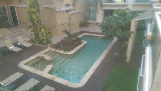 Wyndham Merida : Pool