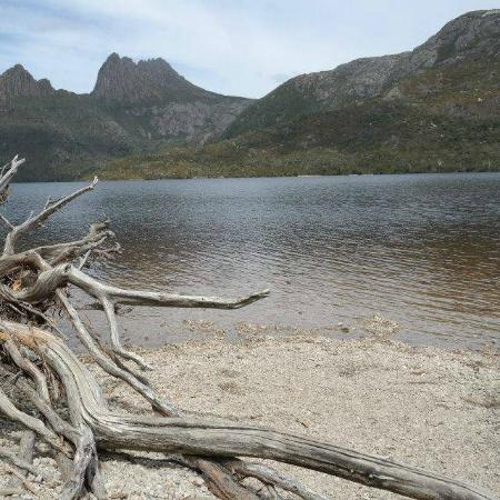 Cradle Mountain an easy 1 hours drive